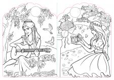 Из альбома о Принцессах