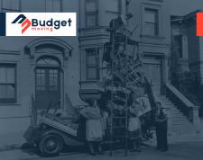 Логотип для Budget Moving