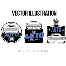 Логотип для автомобильного сообщества