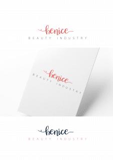 "Логотип для фирмы ""BeNice""(декоративная косметика)"