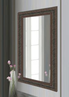 Нарисовать зеркало с заданной рамой