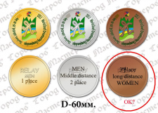 Логотип, афиша и медали Чемпионата мира