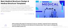 Medical Brochure Templates. Medical Brochure