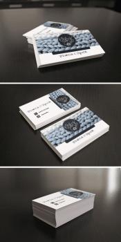 визитки для Klybok