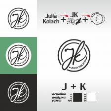 Детальна розробка авторського логотипу