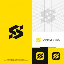 Geometric S Letter Logo