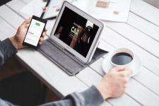 Создание landing page для Smartworking