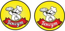 Лого для фаст фуда
