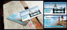 Візитна картка для інтернет-магазину Гіроскутерів