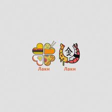 Редизайн логотипа Лаки-Кинг
