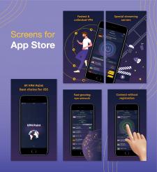 Скрины для App store