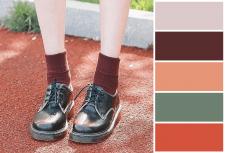 Цветоинформация к дизайну.