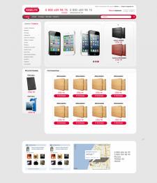 интернет магазин мобильных аксессуаров