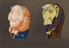 Розробка персонажів