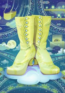 Казкові черевички