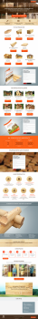 Сайт для продажи строительных материалов.