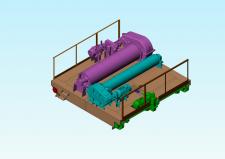 Проект тележки мостового крана