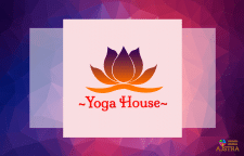 Logotype YOGA HOUSE