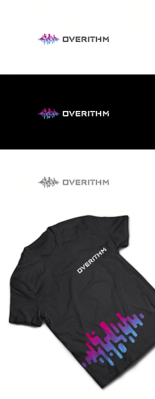 """Логотип """"OVERITHM"""""""