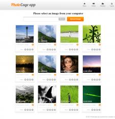 PhotoCage App