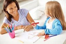 Обучение рисованию детей от года до трех лет