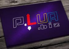 логотип для сайта PLUA.biz