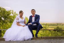 Весільна зйомка та обробка фото
