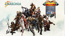 Сайт Darkonia RPG