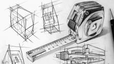 Промышленный дизайн, эскизирование