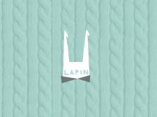 Логотип для компании вязаной детской одежды
