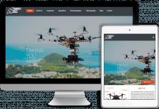 Разработка сайта британской компании Superflyguys