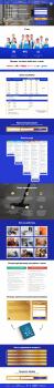 Разработка Landing Page для клининнговой компании