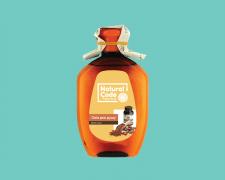 Дизайн этикетки Natural Code