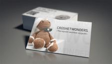 Визитка Croshetwonders