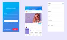 Дизайн приложения для дизайнеров