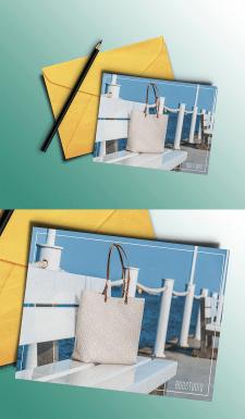 Подарочные открытки для магазина