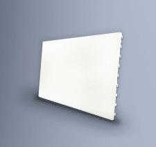 Панельная стенка задняя угловая