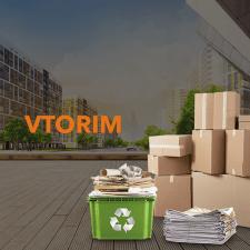 Разработка сайта для компании VTORIM
