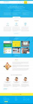 Дизайн Студии по веб-разработке
