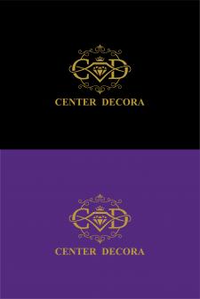 Логотип для фирмы декора