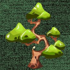 Векторное деревце