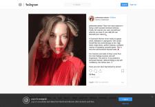 Instagram Post on Fetish