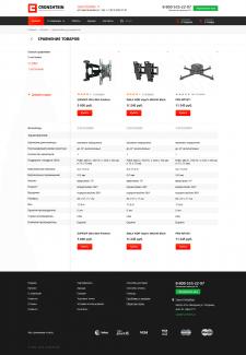 Cronshtein.ru — Сравнение товара