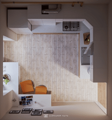 Кухня - АР1
