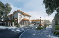 """Візуалізація """"Житловий будинок """"Villa Italia"""""""
