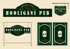 """Мелкие детали для """"Hooligans Pub"""""""