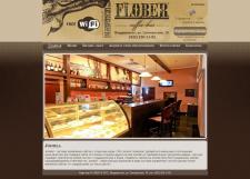 Сайт Кафе-бара, включающего в себя Интернет-магазин блюд