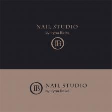 Логотип для студии маникюра