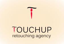 Логотип агенства по ретуши