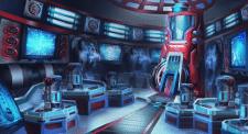 sci-fi location